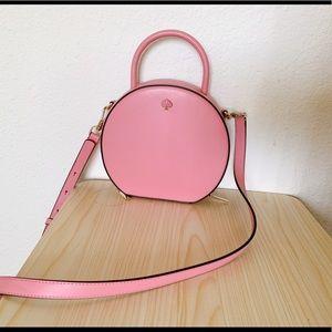 Kate spade brand new pink circle bag